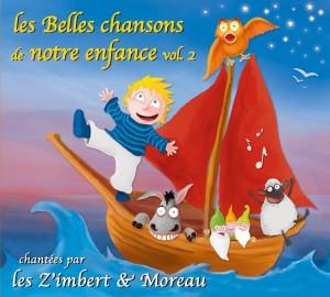 CD Les ZiM's - Les Belles chansons de notre enfance volume 2