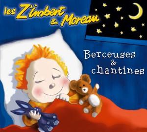 CD Les ZiM's - Berceuses et chantines