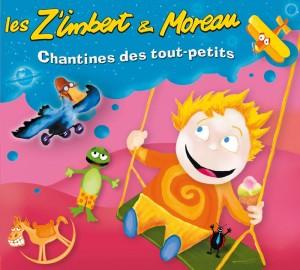 CD Les ZiM's - Chantines des tout-petits