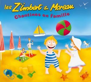 CD Les ZiM's - Chantines en famille