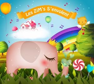 CD Les ZiM's - Les ZiM's s'envolent